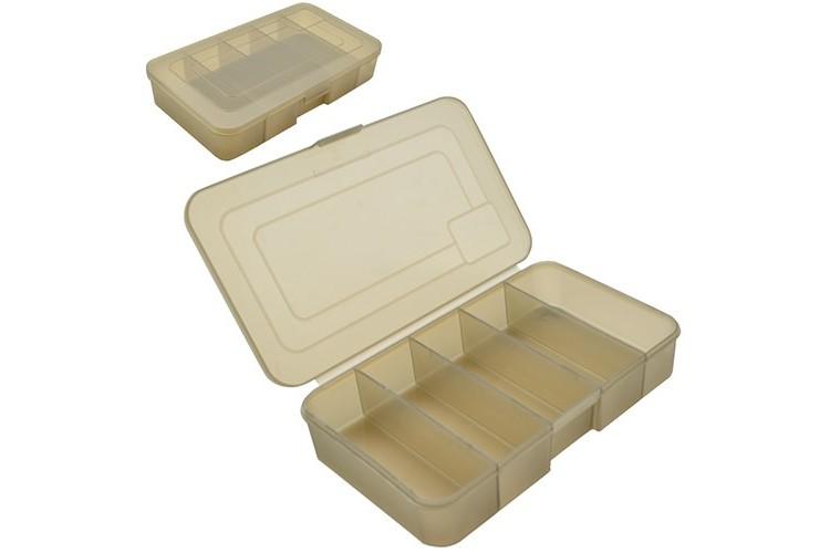 Коробка для снастей 19*11.5*3.6см
