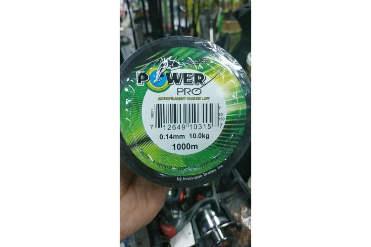 Шнур Power PRO, 4х жильный, 0.14mm, 1000m