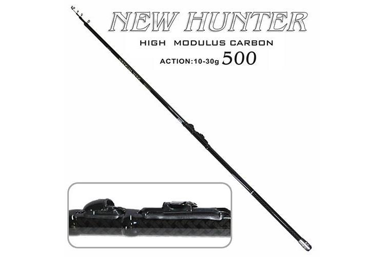 "Удочка с кольцами ""New hunter"" 5 м"